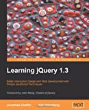 Learning jQuery 1.3 by K Swedberg and J Chaffer